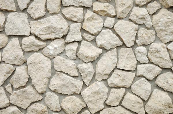 Mur de pierre mur maison texture fond pierre Photo stock © janhetman