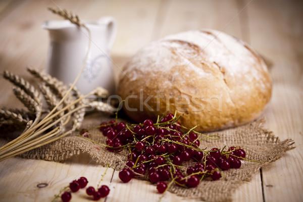 Breakfast  Stock photo © JanPietruszka
