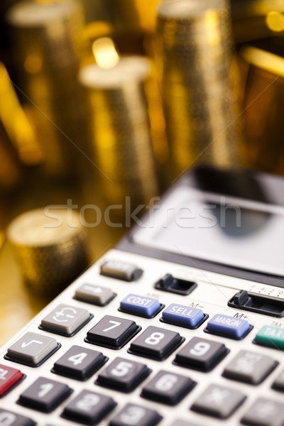 Finance Concept Stock photo © JanPietruszka