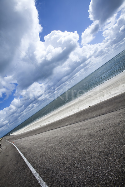 Wonderful seascape, bright colorful concept background Stock photo © JanPietruszka