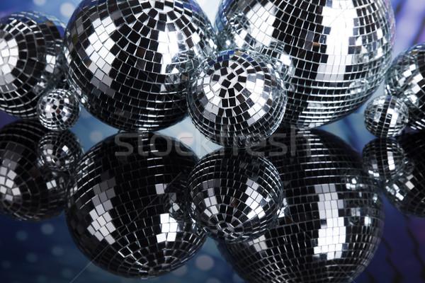 Discoteca soar ondas música notícia Foto stock © JanPietruszka