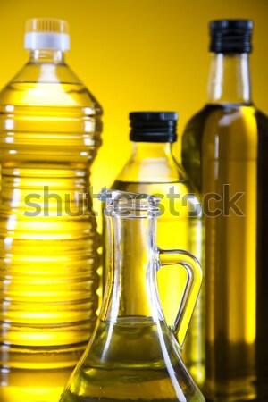 świeże oliwek oliwy drzewo słońce owoców Zdjęcia stock © JanPietruszka