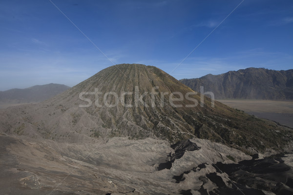 Bromo, Java, Indonesia, bright colorful vivid theme Stock photo © JanPietruszka