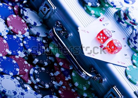 Jewel, bright colorful tone concept Stock photo © JanPietruszka