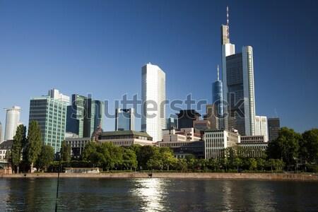 Urban City, bright colorful tone concept Stock photo © JanPietruszka