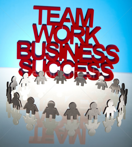 Business team, Community  Stock photo © JanPietruszka
