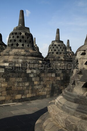 świątyni jawa Indonezja podróży kultu posąg Zdjęcia stock © JanPietruszka