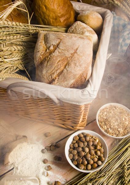 Healthy and fresh natural food Stock photo © JanPietruszka