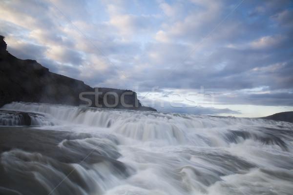 Waterfall Stock photo © JanPietruszka