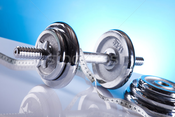 Dumbell  Stock photo © JanPietruszka