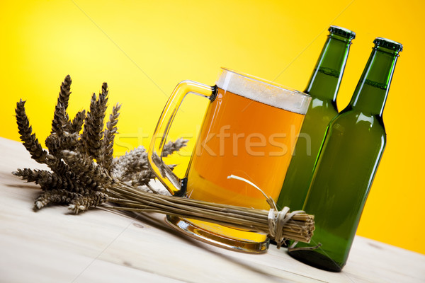 Beer collection Stock photo © JanPietruszka