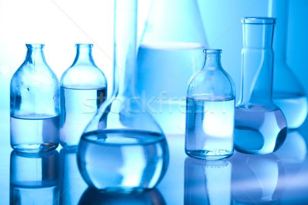 Stock fotó: Laboratórium · hely · tudományos · kutatás · környezeti · kutatás · orvosi
