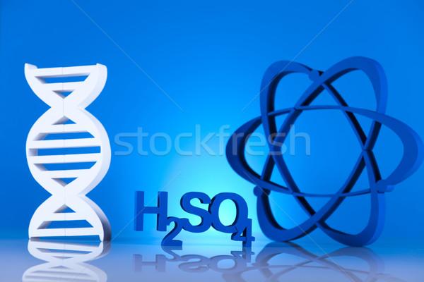Stockfoto: Laboratorium · geneeskunde · wetenschap · fles · lab · chemie