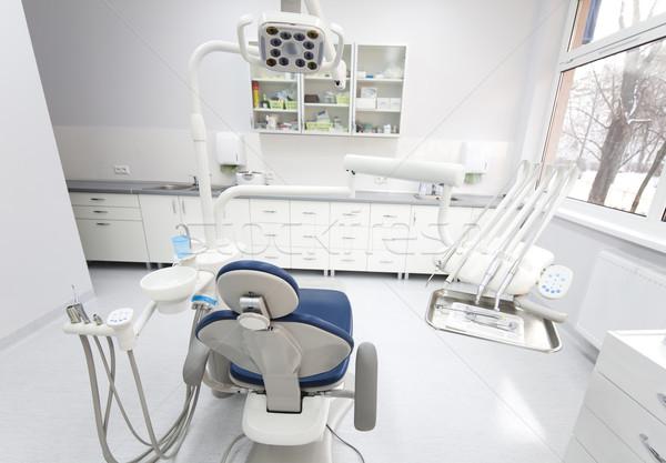 стоматологических оргтехника врач медицинской технологий больницу Сток-фото © JanPietruszka