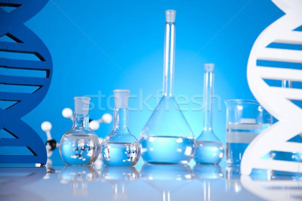 Сток-фото: стекла · лаборатория · медицина · науки · бутылку · лаборатория
