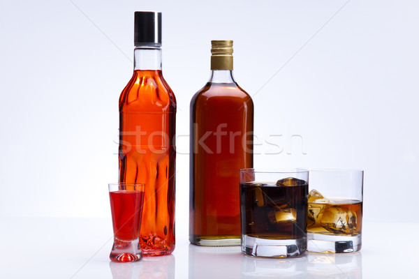 Whiskey Stock photo © JanPietruszka