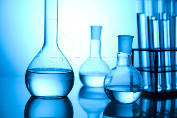 Laboratuvar yer bilimsel araştırma çevre araştırma tıbbi Stok fotoğraf © JanPietruszka