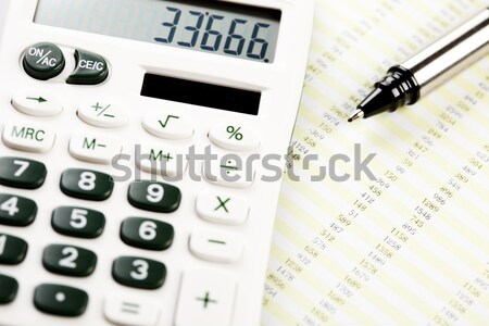 Gold bars background, ambient financial concept Stock photo © JanPietruszka