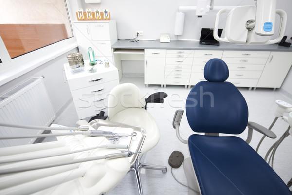 Stok fotoğraf: Doktor · tıbbi · teknoloji · hastane