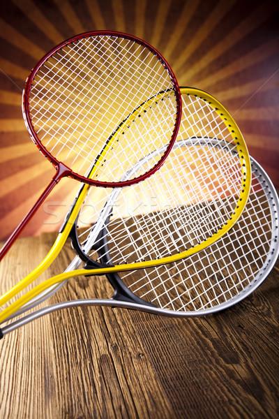Racket Stock photo © JanPietruszka