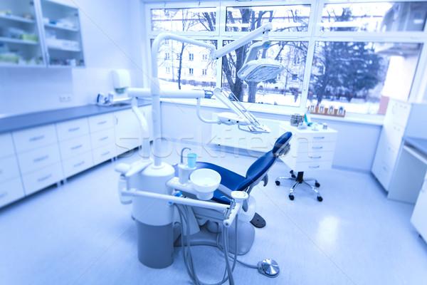 Dental equipamentos de escritório médico médico tecnologia hospital Foto stock © JanPietruszka