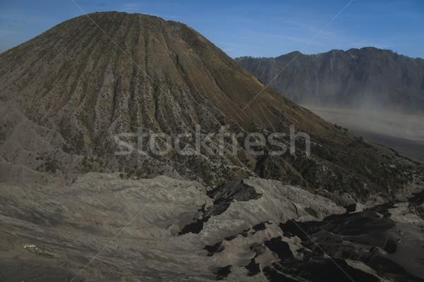 Volcán java Indonesia brillante colorido Foto stock © JanPietruszka