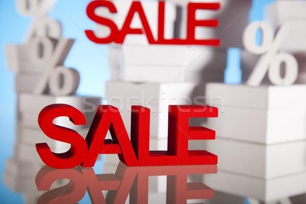 Sale Concept Stock photo © JanPietruszka