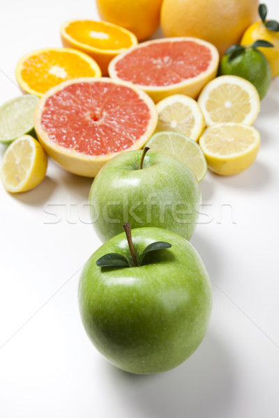 Fruits, bright colorful tone concept Stock photo © JanPietruszka