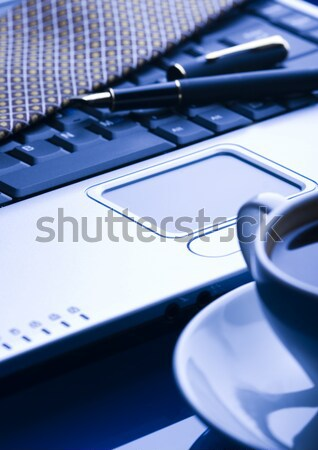 Security internet, modern network symbols concept Stock photo © JanPietruszka