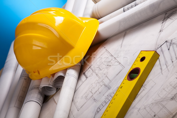 Stock photo: Building Home