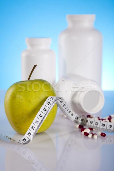 Medycznych fitness siłowni Zdjęcia stock © JanPietruszka