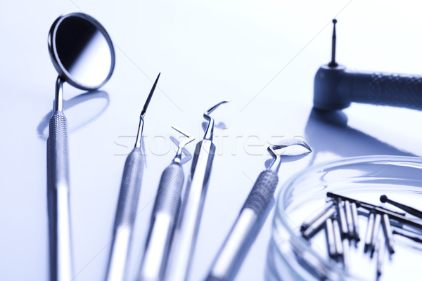 Dental medicine Stock photo © JanPietruszka