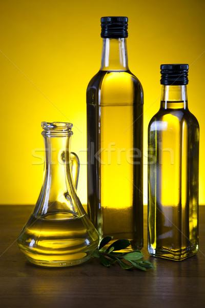 新鮮 橄欖 橄欖油 樹 太陽 水果 商業照片 © JanPietruszka