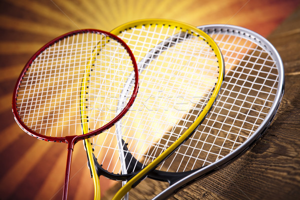 Racket  Stock photo © JanPietruszka