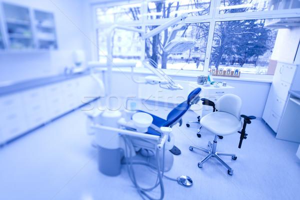 Dentist office, equipment  Stock photo © JanPietruszka