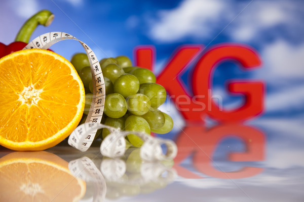 Calorie, Kilograms, Sport diet Stock photo © JanPietruszka