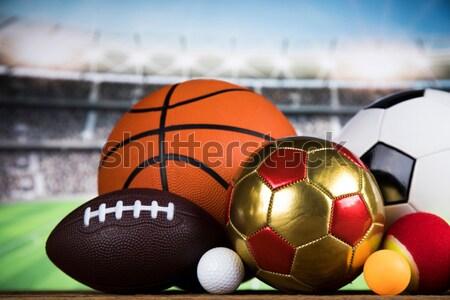 ストックフォト: スポーツ · ゴルフ · サッカー · テニス