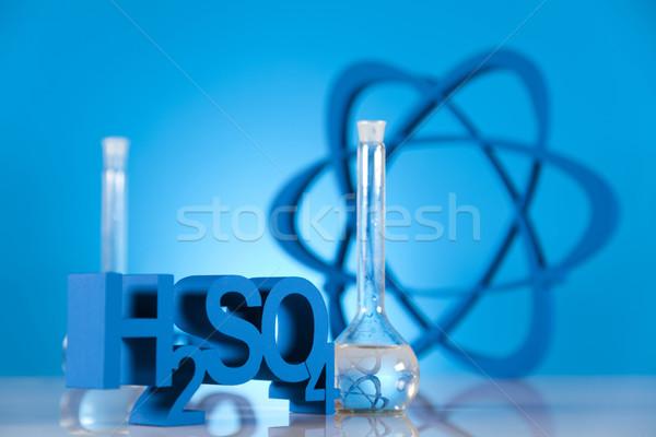 室 ガラス 化学 科学 式 薬 ストックフォト © JanPietruszka