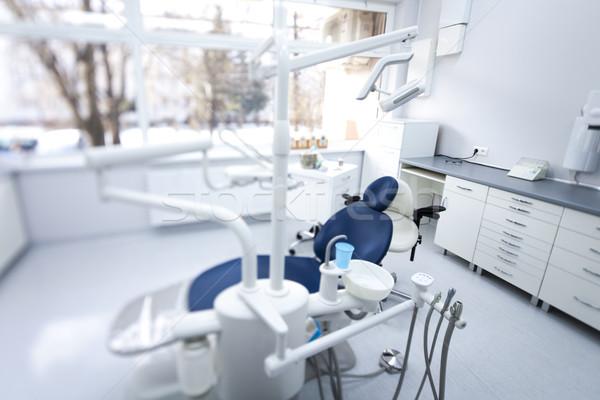 Dental apparecchiature per ufficio medico medici tecnologia ospedale Foto d'archivio © JanPietruszka