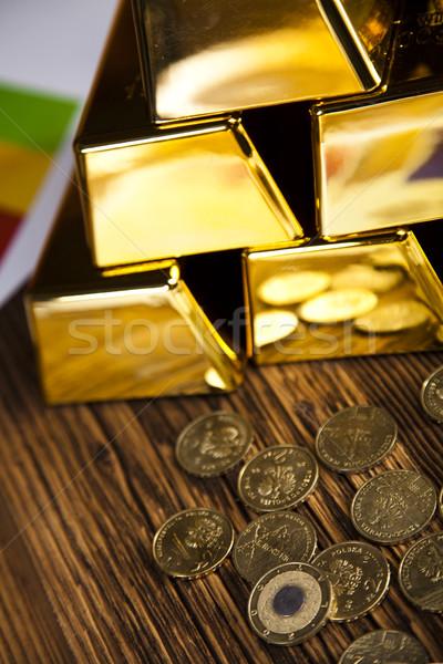 Gold value Stock photo © JanPietruszka