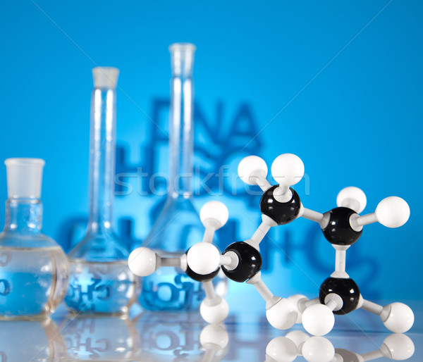 Sterile conditions, Laboratory glassware  Stock photo © JanPietruszka