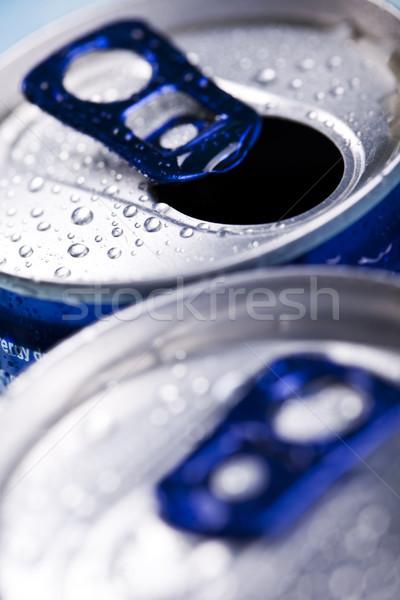 Naturaleza muerta cerveza brillante vibrante alcohol fiesta Foto stock © JanPietruszka