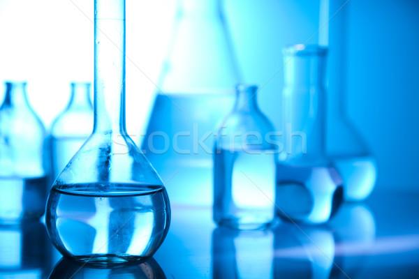 Laboratory Stock photo © JanPietruszka