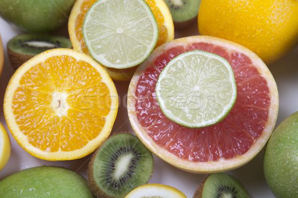 Frutti luminoso colorato natura frutta salute Foto d'archivio © JanPietruszka