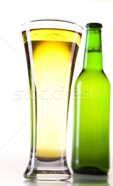 ビール コレクション 明るい 活気のある アルコール パーティ ストックフォト © JanPietruszka