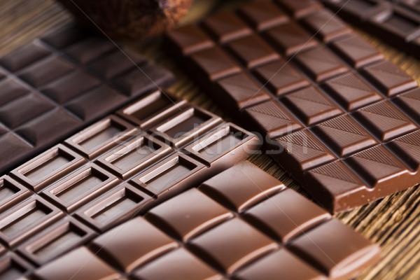 Foto stock: Doce · doce · sobremesa · comida