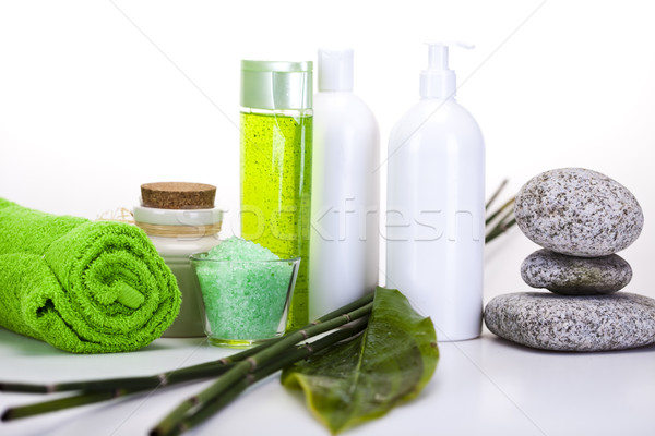 Wellness and spa concept Stock photo © JanPietruszka