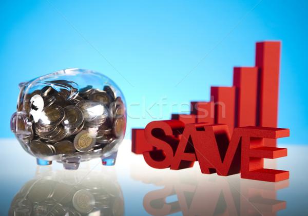 Save background  Stock photo © JanPietruszka