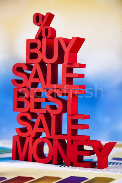 Stock photo: Hot, Buy, Price, Sale, natural colorful tone