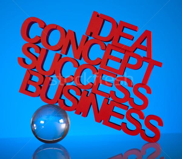 Business concept Stock photo © JanPietruszka